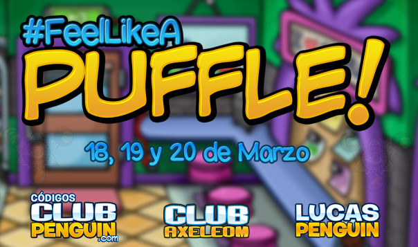 Feel Like a Puffle promo